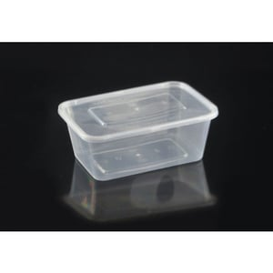 Microwavable Plastic Container