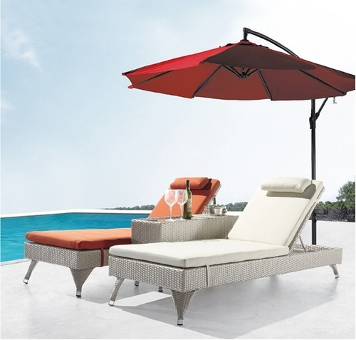 Outdoor Lounge Chair (Ct8180a)