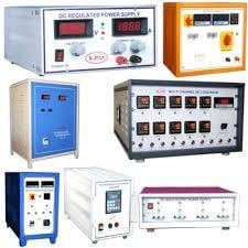 Dc Regulated Electrical Power Supplies