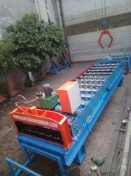 Steel Roof Forming Machinery