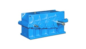 Crane Duty Helical Gearboxes