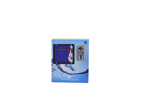 """Coin And Smart Card Operated Water Vending Machine Size: 16""""*9""""*13"""""""