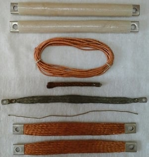 Braided Copper Link With Lug And Without Lug