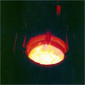 Commercial Use Electrical Heated Bell Furnace