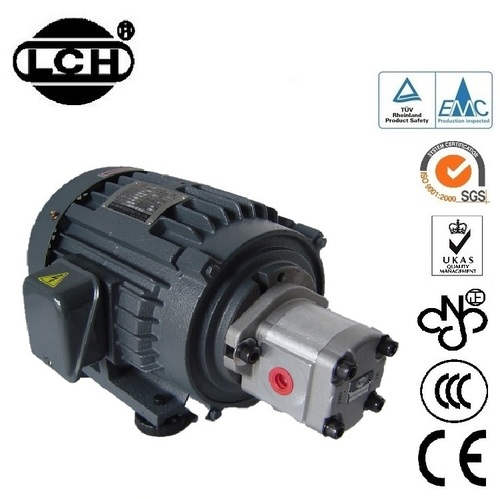 AC electric motor and three phases asynchronous motor
