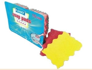 Colorful Scouring Pads