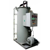Industrial Oil Fire Thermic Fluid Heater