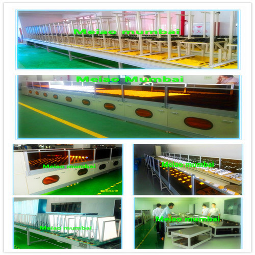 LED Down Light And Bulb Aging Line Machine