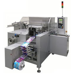 Chocolate and Jelly Packaging Machine