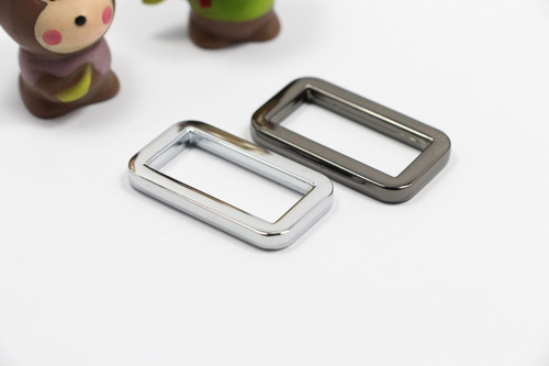 Nickel Free Stainless Steel Square Ring Moulded Rectangle
