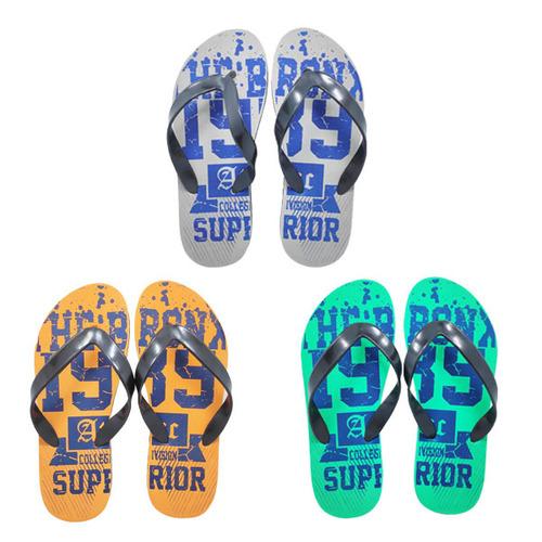 Men Printed EVA Slippers