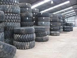 Earth Mover Tyre