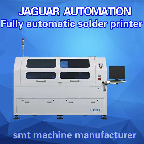 Smt Full Automatic Screen Printer For Pcb Solder Paste Printing