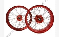 Enduro Motorcycle Front Alloy Wheels