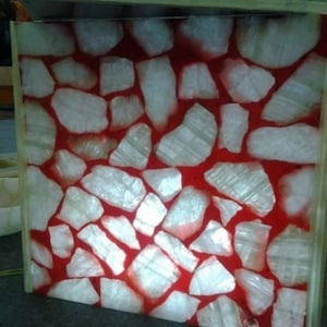 Solid Resin Stone