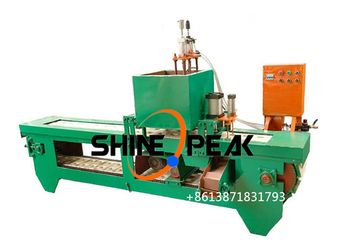 Steel Wool Soap Pad Machine