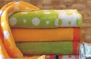 Solid & Yarn Dyed Jacquard Towels