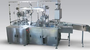 Automatic Bundling And Over Wrapping Machine JET-BOWR-P