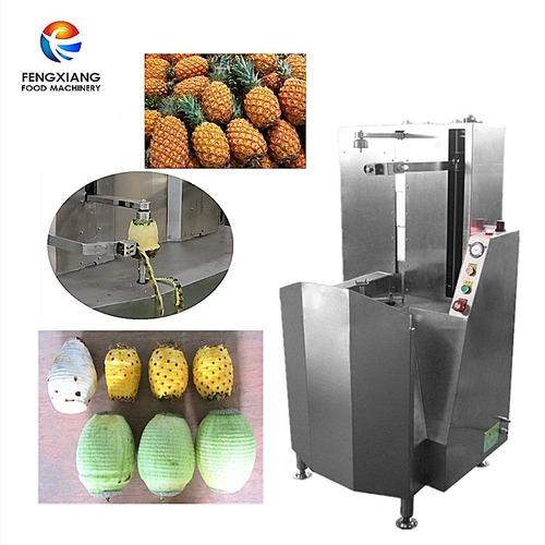 Pineapple Skin Peeling Machines