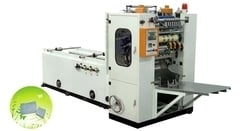 Automatic Facial Tissue Interlive Making Machine