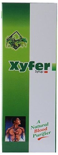 Xyfer Blood Purifier Syrup