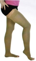 Thigh High Medical Compression Stocking