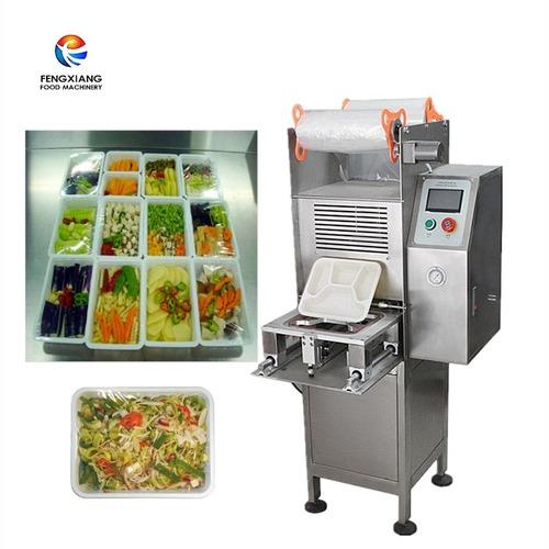 Fs-600 Vertical Fast Food Takeaway Box Sealing Machine