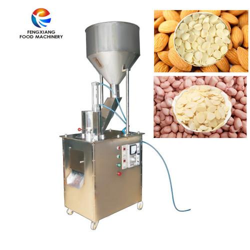 Almonds Peanuts Slice Cutting Machine