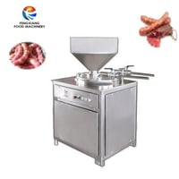 Double Tube Type Automatic Sausage Filling Machines