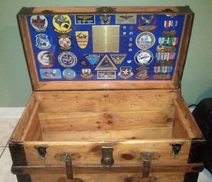 Airforce Trunk Box