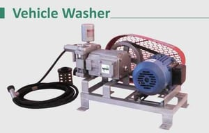 Triple Plunger Washer