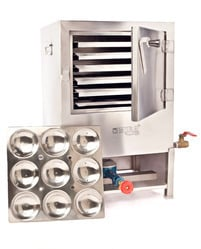 Electric And Gas Idli Cooker
