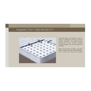 Magnet Therapy Mattress