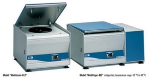 High Speed Centrifuges With Microprocessor Control