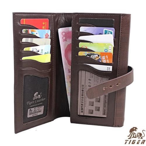 Bi-fold Leather Wallets