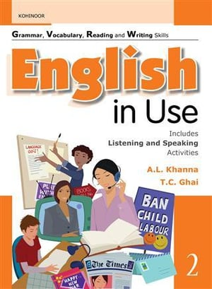 Book on English in Use A Book of Grammar & Composition