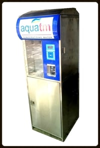 High Performance Water Vending Machine