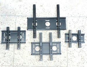 LCD TV Wall Mount Moving Stand