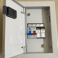 Double Door MCB Distribution Board Box