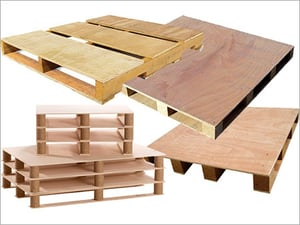Robust Plywood Pallets