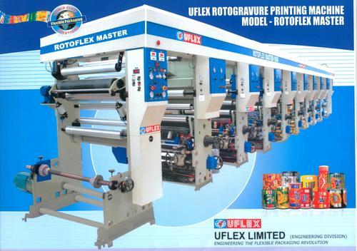Master Rotogravure Printing Machines