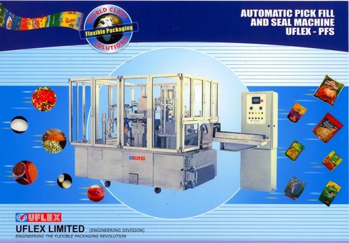 Pick Fill And Seal Machines