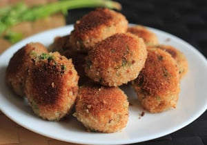Rice Cutlet Snack