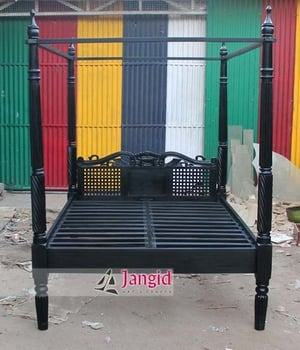 Indian Wooden Beds