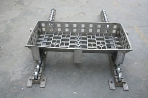 Heat Resistant Trays Normalizing Furnace
