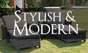 Stylish Outdoor Lounge Chairs
