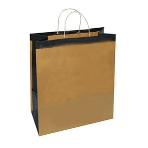 Recycled Paper Carry Bag