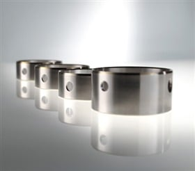 Bronze and Sputter Bearings