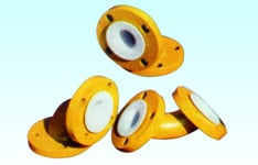 Reliable Ptfe/Fep Lined Elbows