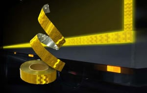 High Intensity Reflective Tapes